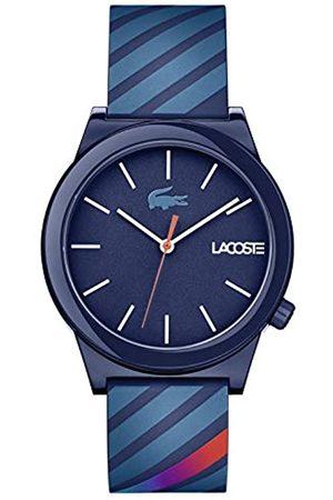 Lacoste Lacoste Herren Analog Uhr Motion mit Silikon Armband