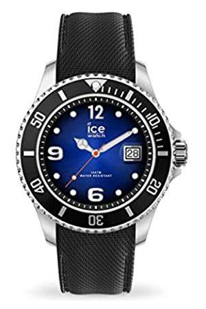 Ice-Watch Ice-Watch - ICE steel Deep blue -e Herrenuhr mit Silikonarmband - 017329 (Extra large)