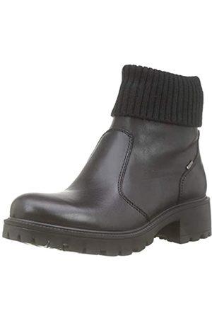IGI&CO Damen Donna Gore-tex-41710 Kurzschaft Stiefel, (Nero 4171000)