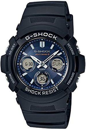 Casio Casio G-Shock Solar- und Funkuhr AWG-M100SB-2AER