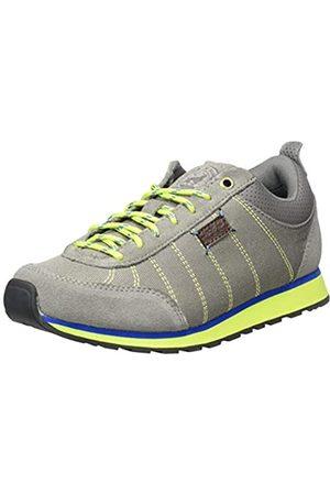 Jack Wolfskin Damen Mountain DNA Low W Sneaker, (Grey/Green 6136)