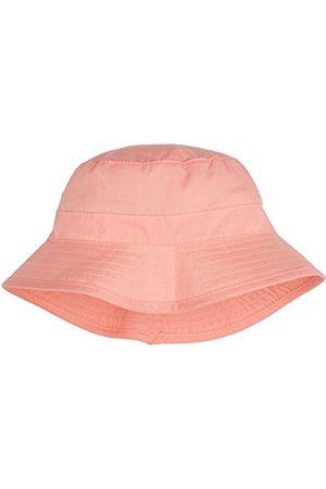 Melton Melton Baby-Mädchen Sonnenhut mit schmaler Krempe UV 30+, Uni Kappe
