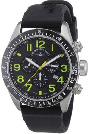 Zeno Zeno Watch Basel Herren-Armbanduhr XL Quarz Analog Kautschuk 6497-5030Q-s18