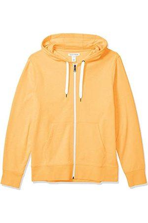 Brand Essentials Mens Lightweight French Terry Hooded Sweatshirt
