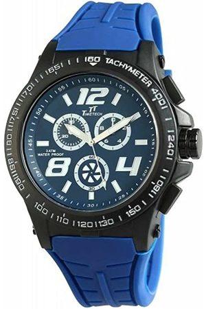 Shaghafi Shaghafi Herren Analog Quarz Uhr mit Kautschuk Armband 227473000005