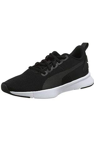 PUMA Unisex Kinder Flyer Runner Jr Sneaker, Black White