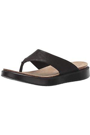Ecco Damen CORKSPHERESANDAL Pantoffeln, (Black 1001)
