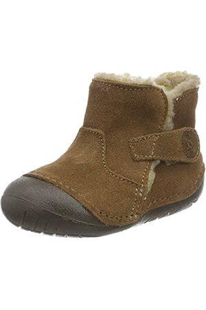 Primigi Baby-Jungen PLE 44001 Stiefel, (Cuoio 4400111)