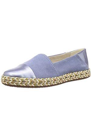 Geox Damen D Modesty A Espadrilles, (Lt Blue C4003)