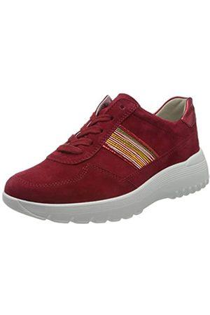 Semler Damen Anita Sneaker, (Fire 066)