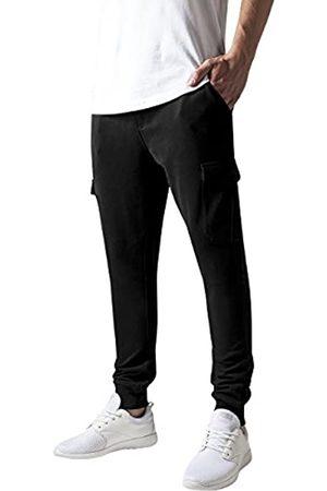 Urban classics Urban Classics TB1395 Herren Hose Fitted Cargo Sweatpants