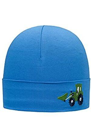 Döll Jungen Mütze Topfmütze Jersey 1819840926, Blau (Brilliant Blue 3033)