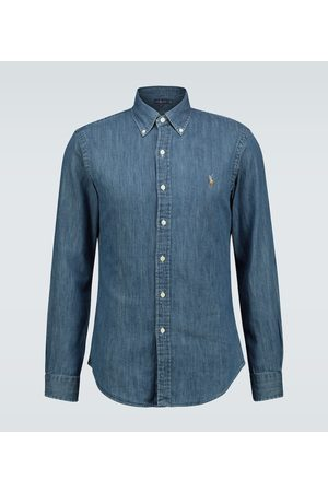 Polo Ralph Lauren Slim-Fit Jeanshemd