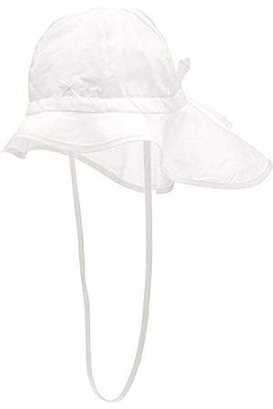 Döll Mädchen Sonnenhut mit Nackenschutz Leinen Mütze