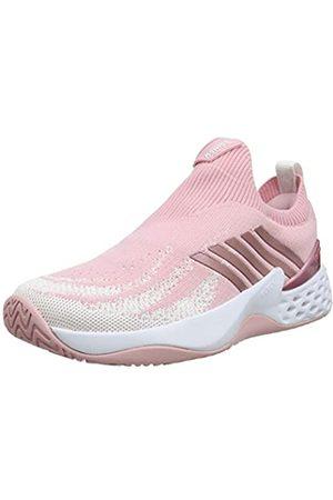 K-Swiss Performance Damen Aero Knit Tennisschuhe, Pink (Coral Blush/White 653M)