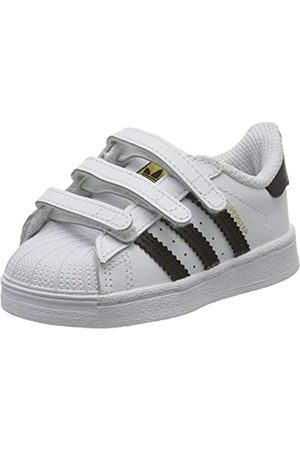 adidas Jungen Unisex Kinder Superstar Sneaker, Footwear White/Core Black/Footwear White
