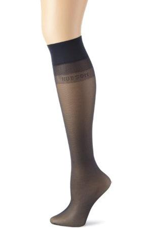 Hudson Damen Socken & Strümpfe - Damen Glamour 20 Kniestrümpfe, Transparent