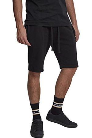 Urban classics Herren Shorts - Herren Basic Sweatshorts Shorts