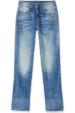 G-Star Damen Jeans Lanc 3D High Waist Straight
