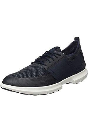 Geox Herren U TRACCIA B Sneaker, (Navy)