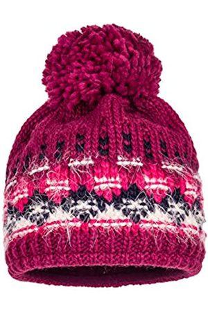 maximo Mädchen mit Pompon Mütze