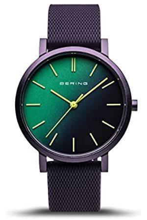 Bering BERING Unisex Analog Quartz Uhr mit Silikon Armband 16934-999