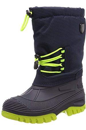 CMP Unisex-Kinder Ahto Bootsportschuhe, (Black Blue N950)