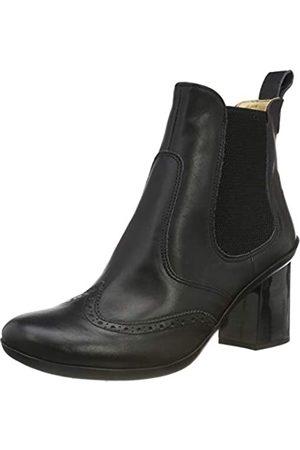 Neosens Damen Restored Skin Marsanne Kurzschaft Stiefel, (Ebony S3052)