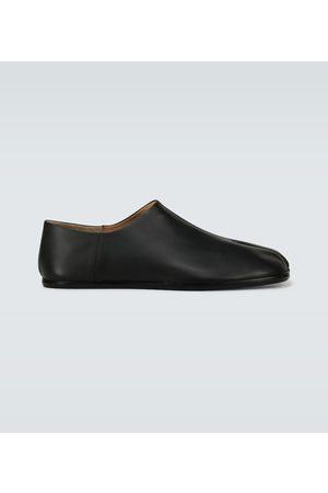 Maison Margiela Loafers Tabi Babouche aus Leder