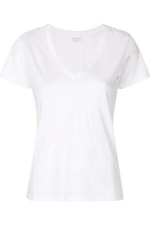 Vince T-Shirt mit V-Ausschnitt