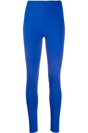 Styland Damen Leggings & Treggings - Leggings mit hohem Bund