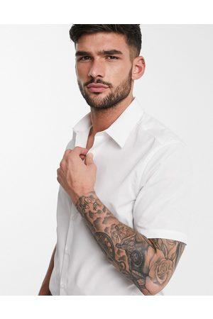 ASOS Elegantes, regulär geschnittenes Hemd in