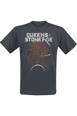 Queens Of The Stone Age Meteor Shower T-Shirt meliert