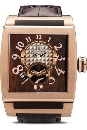 De Grisogono Dual Time' Chronograph, 33mm