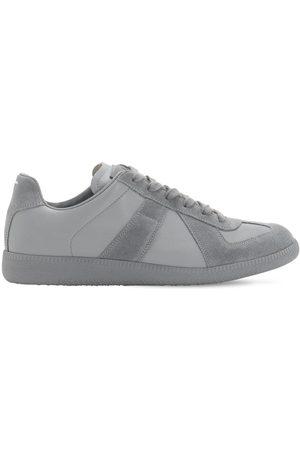"Maison Margiela Sneakers Aus Leder Und Wildleder ""replica"""