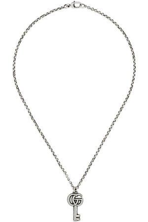 Gucci Halsketten - Doppel G Schlüssel-Halskette