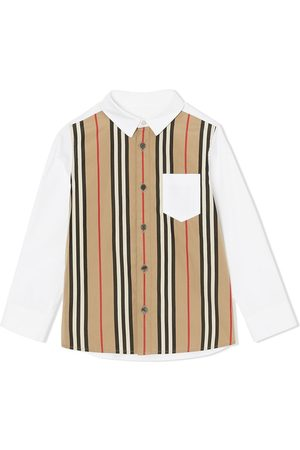 Burberry Icon Stripe buttoned shirt