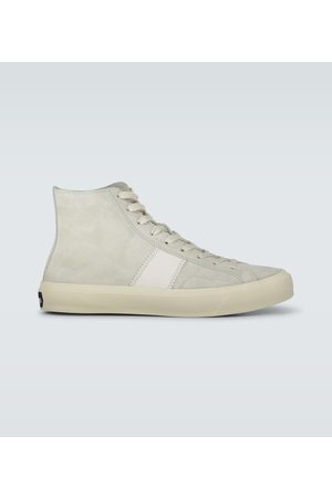 Tom Ford High-Top Sneakers Cambridge