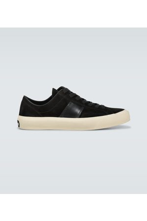 Tom Ford Sneakers Cambridge aus Veloursleder