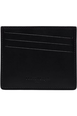 Maison Margiela Leather cardholder