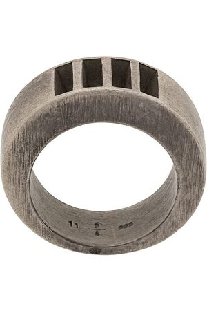 PARTS OF FOUR Ring mit Laser-Cuts