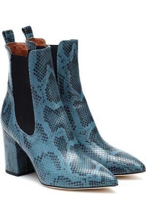 PARIS TEXAS Exklusiv bei Mytheresa – Ankle Boots aus Leder