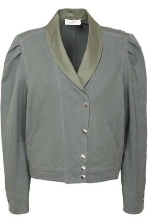 Isabel Marant Damen Blazer & Sakkos - Priest Cotton Gabardine Jacket