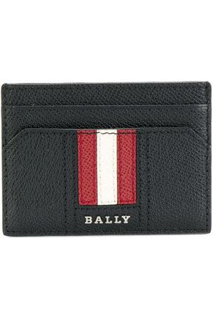 Bally Kartenetui mit Streifen
