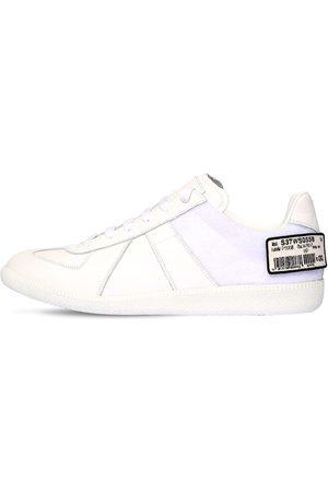 "Maison Margiela Riemensneakers Aus Leder ""replica"""