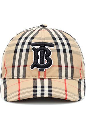 Burberry Damen Hüte - Baseballcap aus Baumwolle