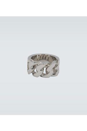 Alexander McQueen Ring aus Metall