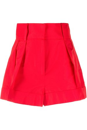 VALENTINO Shorts mit Falten