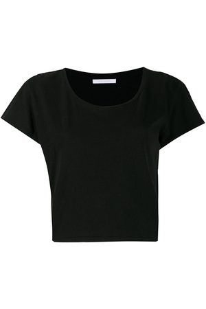 JOHN ELLIOTT T-Shirt im Cropped-Design