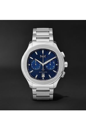 PIAGET Polo S Automatic Chronograph 42mm Stainless Steel Watch, Ref. No. G0A41006